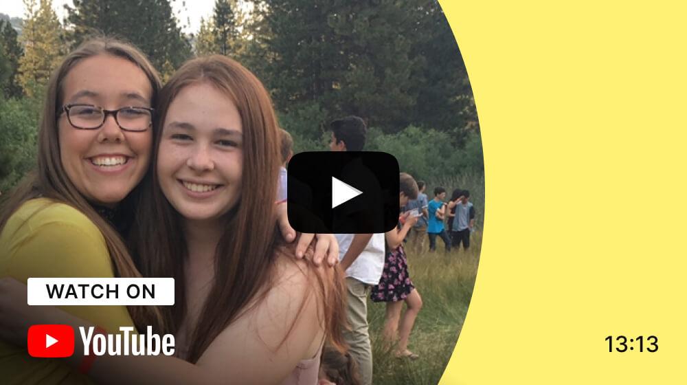 Listen to Anna & Tatum's Story on YouTube.