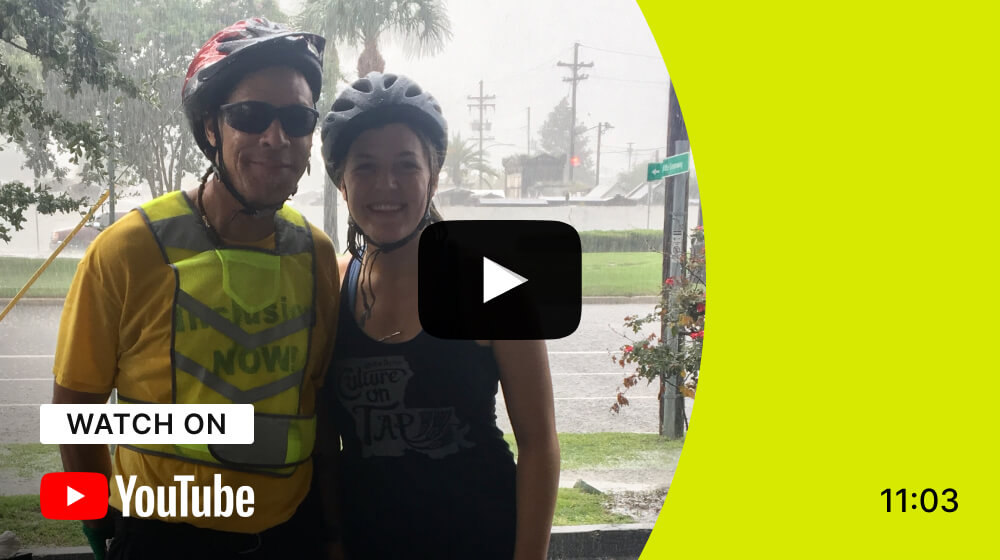 Watch Lizzie & David's Story on YouTube.
