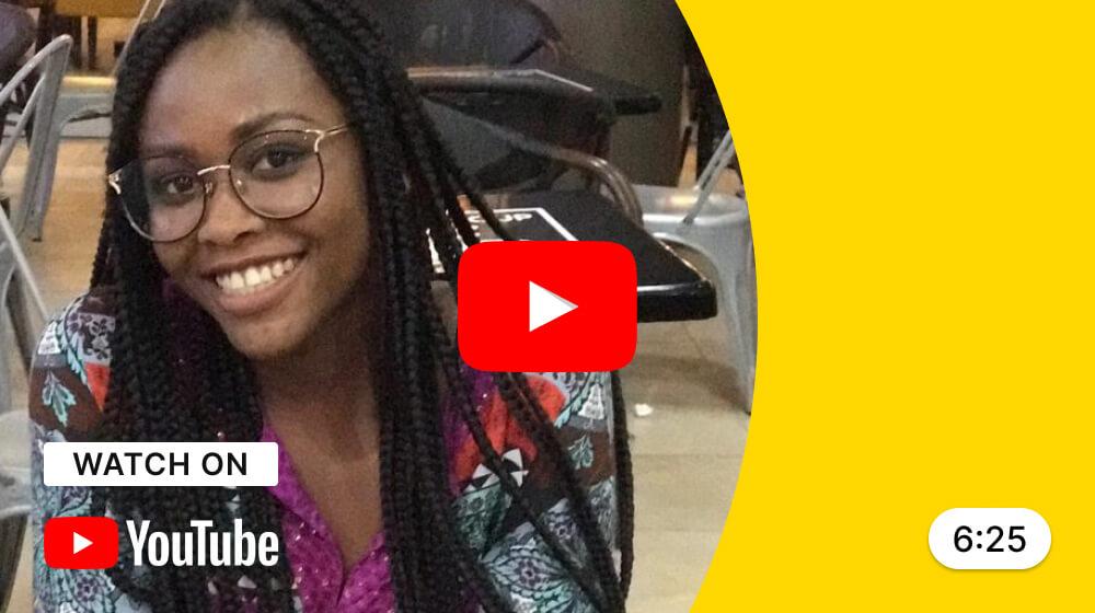 Watch Belinda's Story on YouTube.