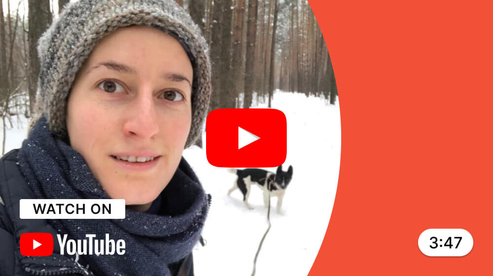Watch Daria's Story on YouTube.